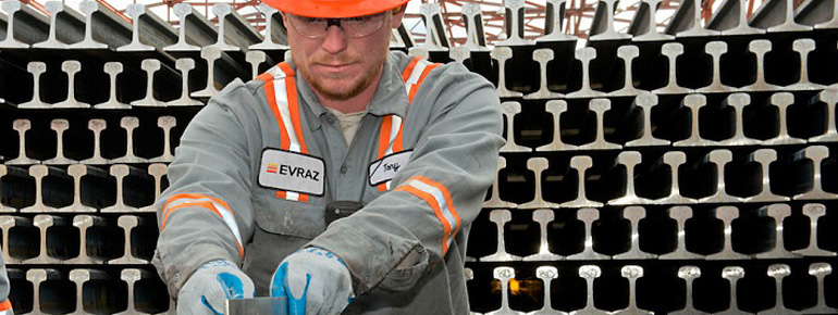 Employer Evraz
